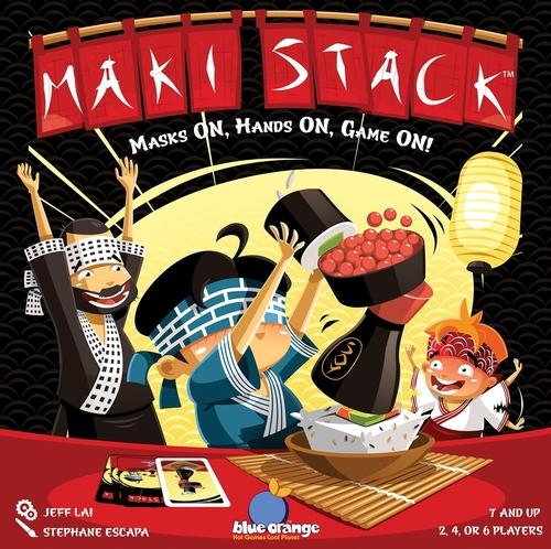 maki stack box