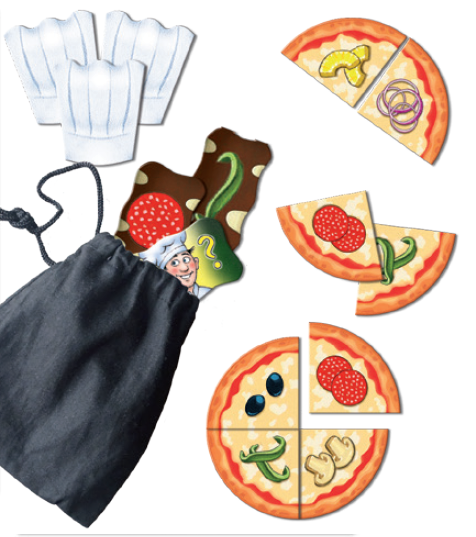 pizza monster mat