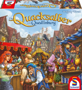 quacksalber box