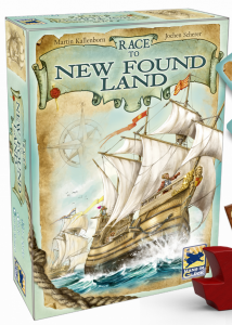 race to new found land box