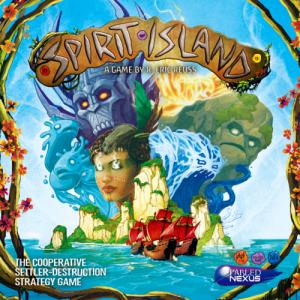 spirit island box