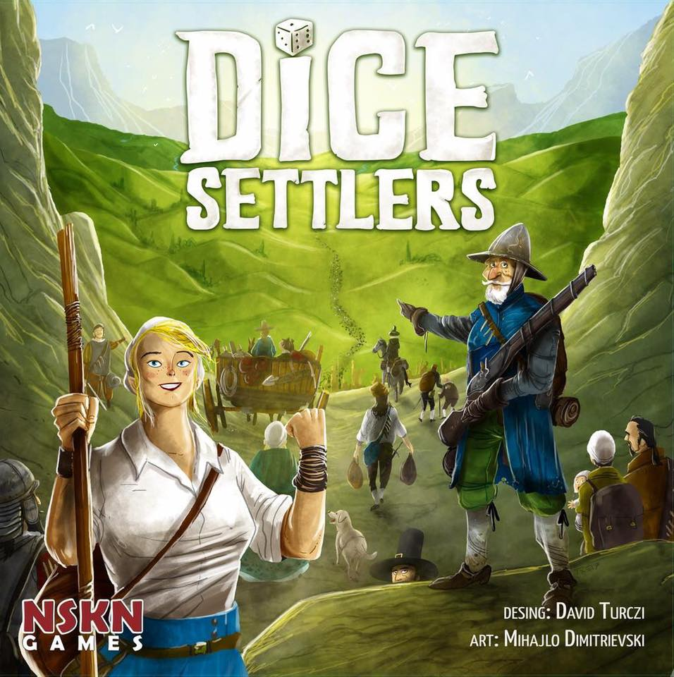 dice settlers box