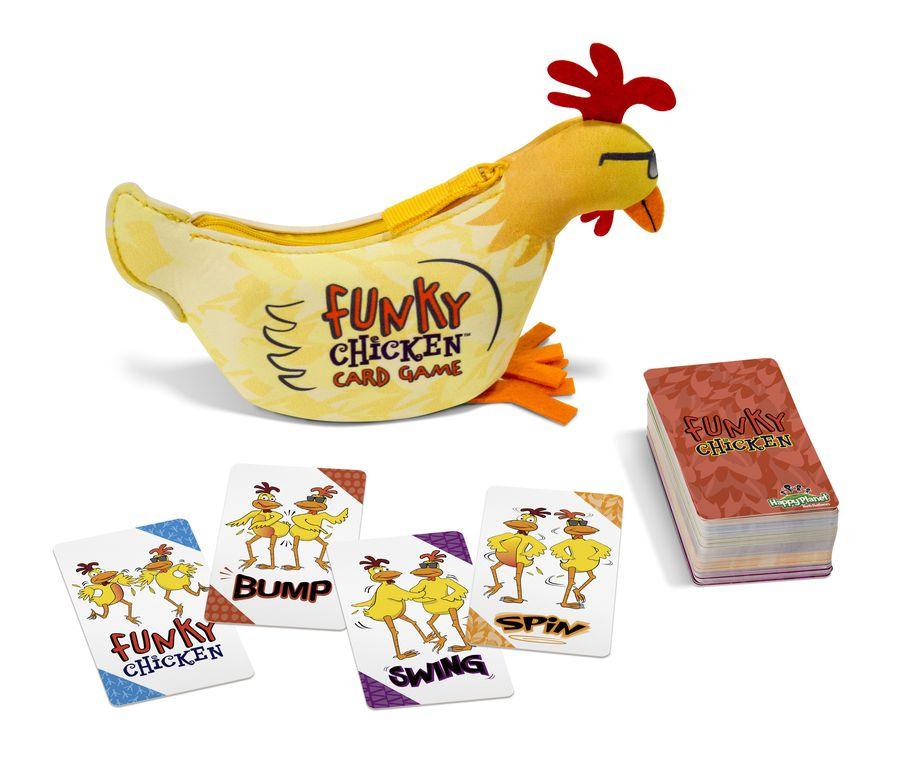 funky chicken mat