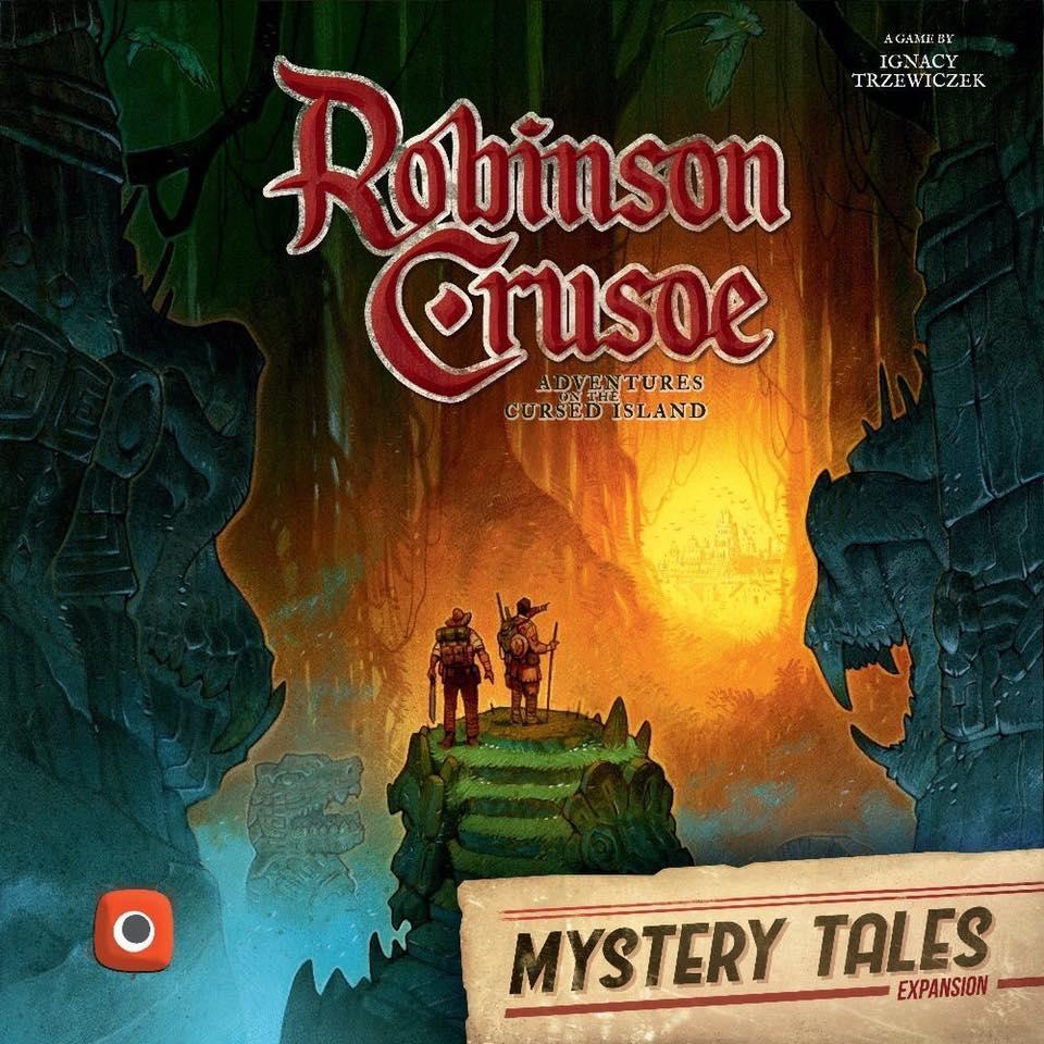 robinson crusoe erweiterung