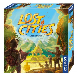 lost cities brettspiel box